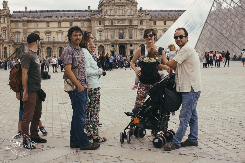 París en familia | Parte I
