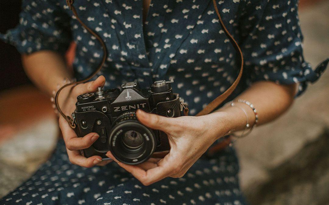 Cómo comprar una cámara nueva en 5 pasos