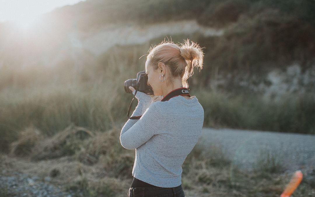 Aprende fotografía con una inversión mínima