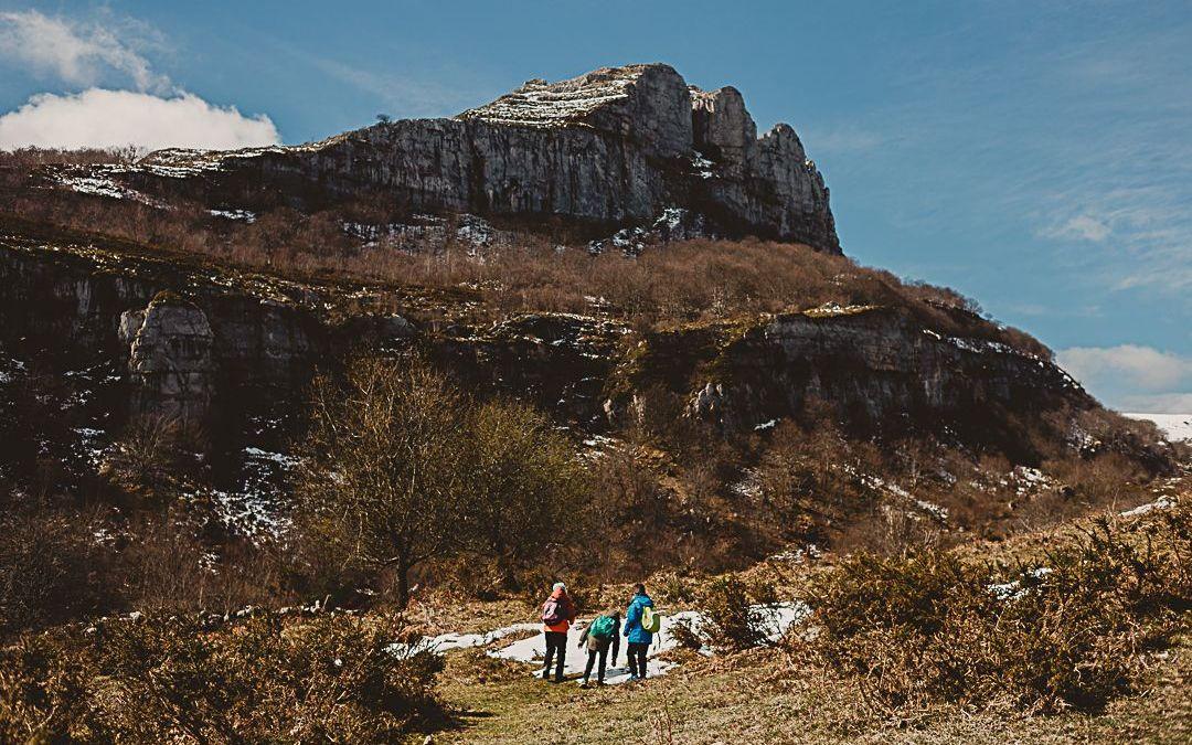 Cantabria con niños   Collados del Asón