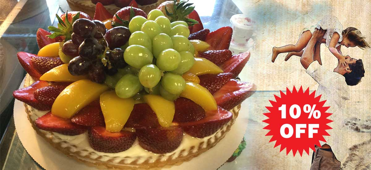 Fathers Day Special – Fruit Tarts!