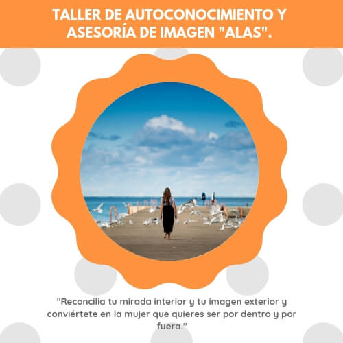 Taller de Autoconocimiento y Asesoría de Imagen- Rebeca Torrijos Y María Pilar Molina