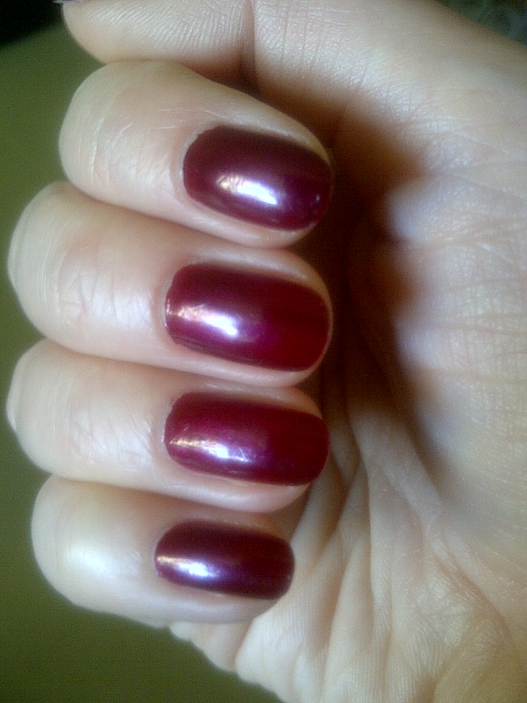 Preview: Crabtree & Evelyn Nail Lacquer - Rebecca Barnes