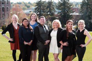 PRSSA leadership team