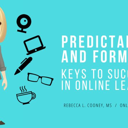 Online Teaching Tips - professor as student