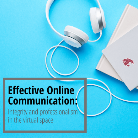 Effective Online Communication cover