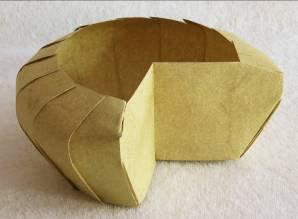Single fraction bowl