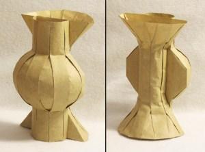 Janus vase