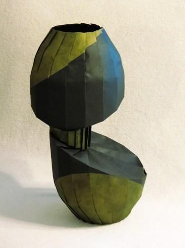 Rotated Diagonal Shift Vase (view 4)