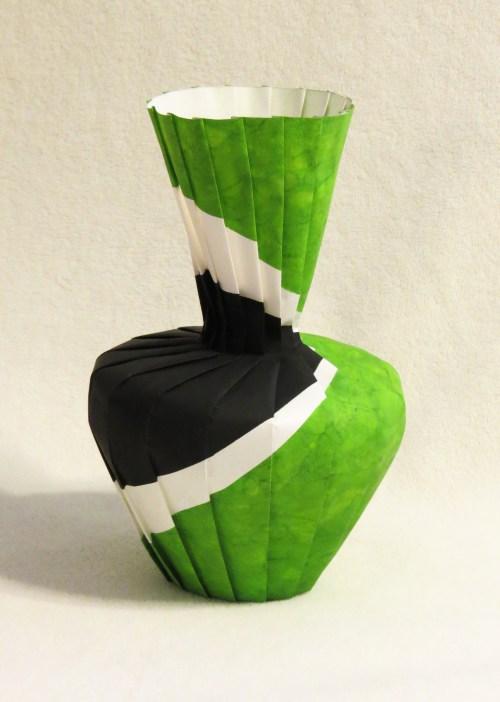 Mini Green Vase