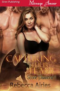 Capturing Their Flame, Whyr Desires Series, Rebecca Airies
