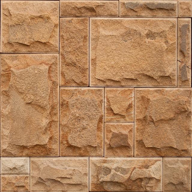 wall, stone