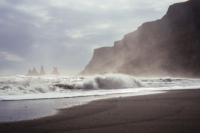 coast, beach