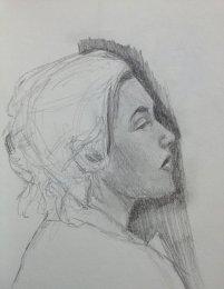 Kate Winslet by Rebecca Anne Jones