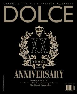 Dolce Magazine - Special 20th Anniversary Edition, Winter 2016/17