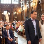 John Ryland's library wedding. Make up and hair by rebeccaanderton.co.uk