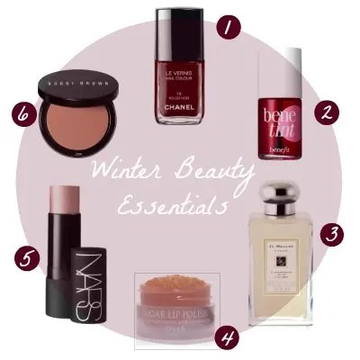 Having a Winter wedding? These are your essential beauty products - Wedding Inspiration from Rebecca Loves Weddings rebeccaanderton.co.uk