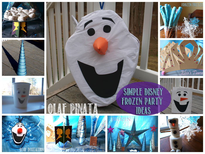 Extra Large Frozen themed sweet cones marshmallows party bags anna elsa olaf