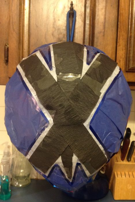 Power Rangers Samurai Pinata Blue