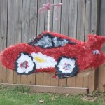 Lightening McQueen Pinata