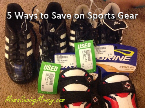 save on sports gear