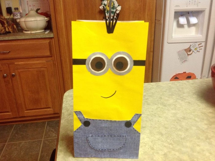 Despicable Me Birthday Party Rebecca Autry Creations