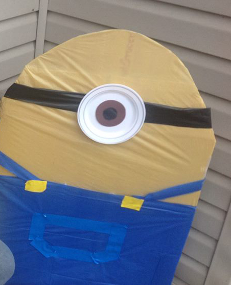 Minion welcomes