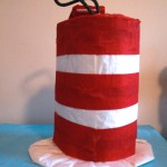 Dr. Seuss Hat Pinata