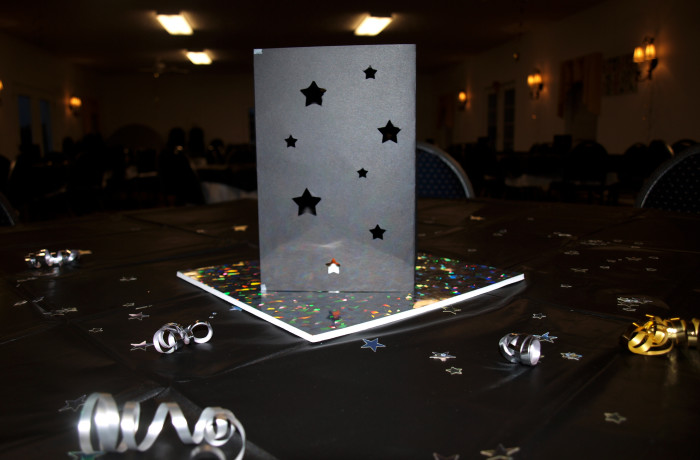 Star wars table centerpieces rebecca autry creations - Decoration table theme star wars ...