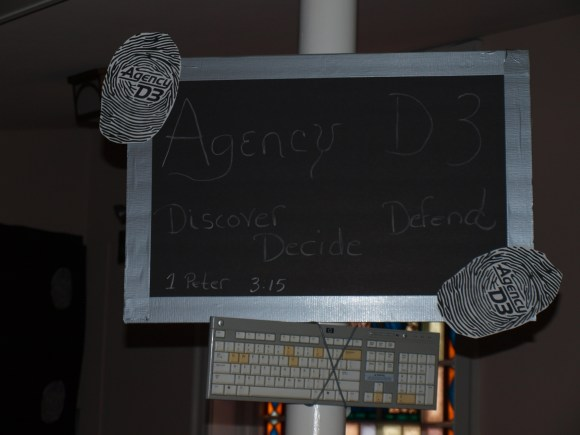 Agency D3 Computer Monitor