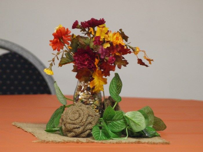 Fall Centerpiece Decoration