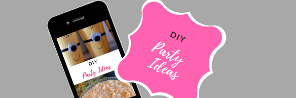 Podcast 8 – DIY Party Decorations
