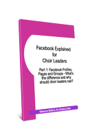 Facebook Explained - Personal Profiles, Pages and Groups - cover