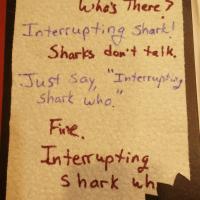Interrupting Shark