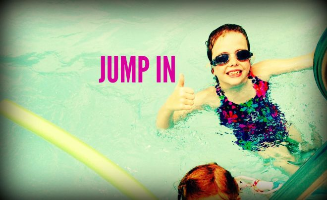 JUMP IN