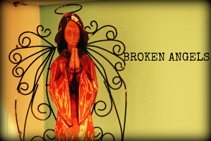 Broken Angels (Christmas Visions Part 3)