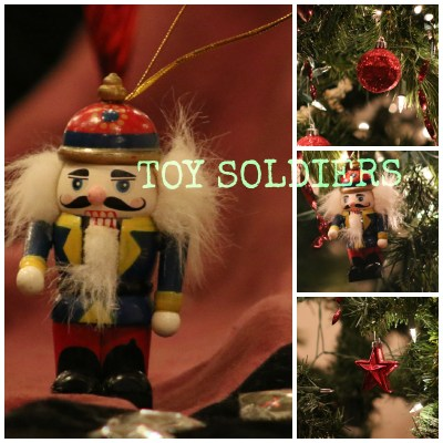 TOY SOLDIERS (Christmas Visions Part 2)