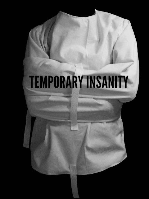 TEMPORARY INSANITY