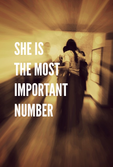Tonight, She is the Most Important Number