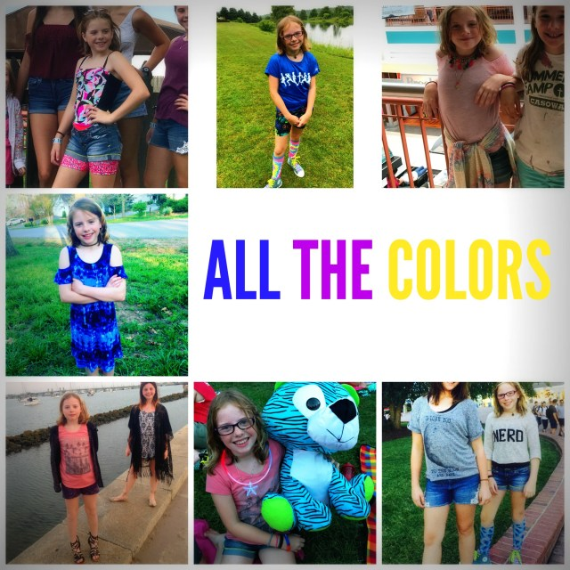 all the colors