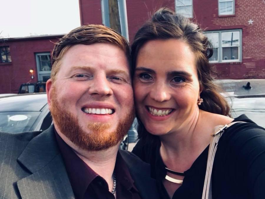 Jon and Rebecca