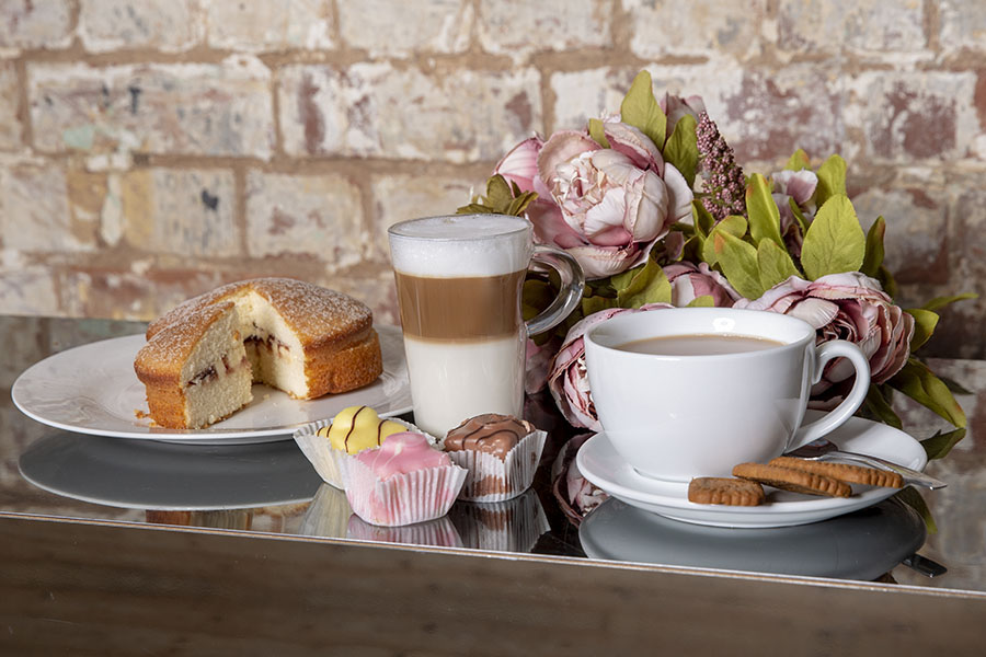 Tea , Coffee and Cake