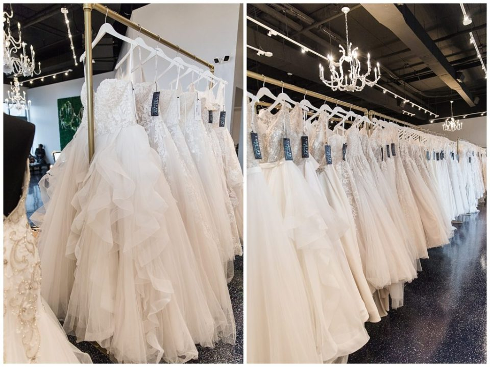 Wedding Dress. Designer Gown. Couture Bridal of Maryland