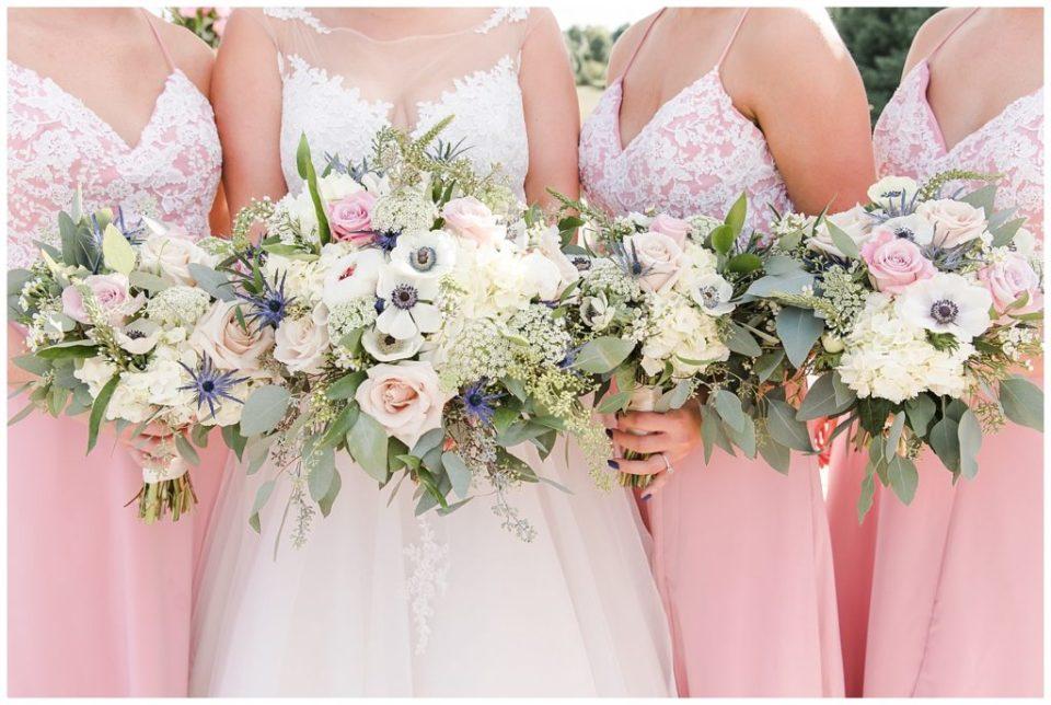 Winchester Floral. Bridal bouquet.