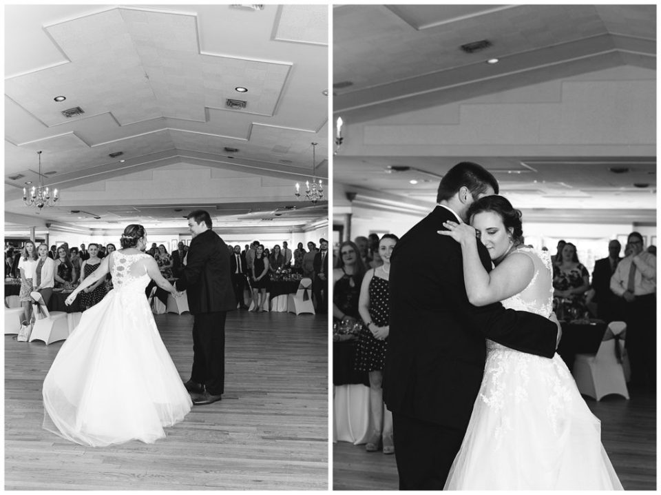 Bride and Groom. Rebecca Dotson Photography.