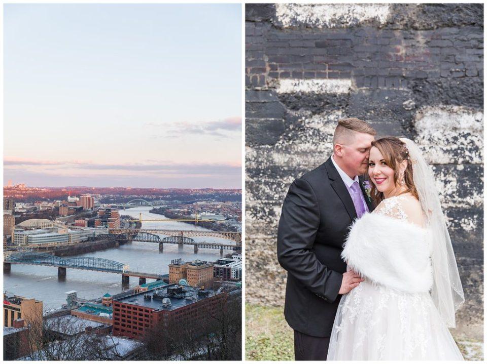Pittsburgh, PA. Wedding.