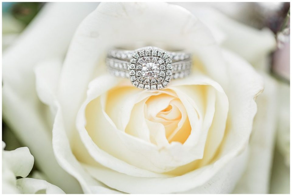 Engagement ring. Virginia Photography.
