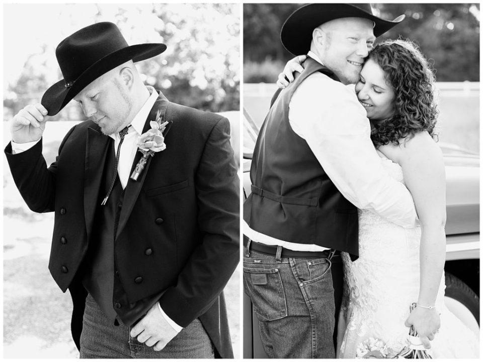 Bride and groom. Emotion. Virginia. Wedding.