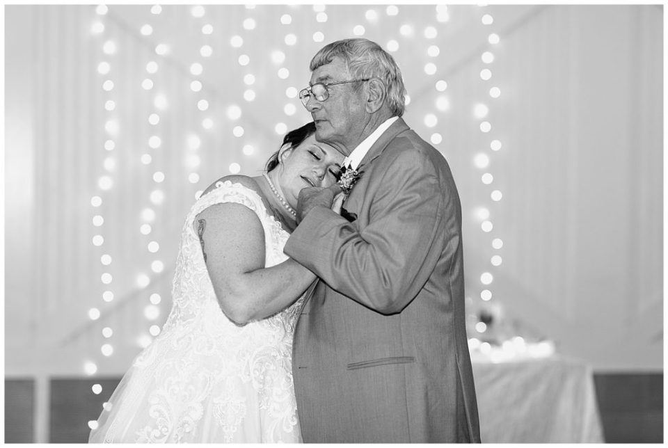 Father of bride. Wedding day.