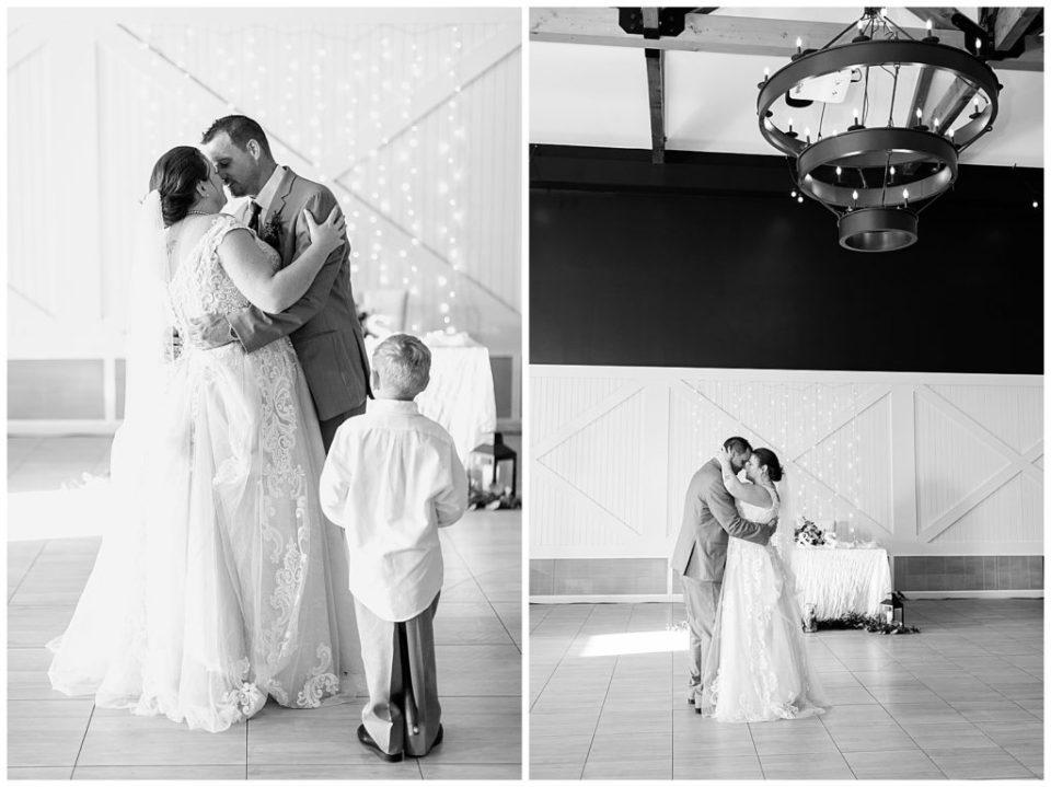 First dance. Rebecca Dotson Photography.